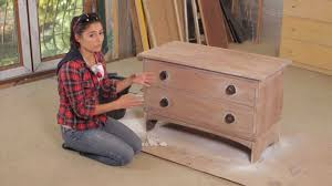 how to sanding u0026 painting furniture with layla youtube