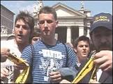 Jovens católicos fazem ' cruzada contra o piercing' na Itália