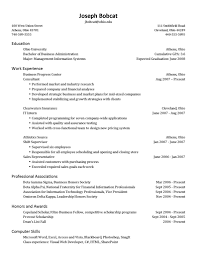 How To Do An Resume Resume With Two Addresses Resume For Your Job Application