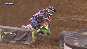 motocross race tonight 2017 supercross new jersey highlights tomac goes down and