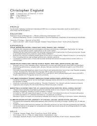 Writing A Resume Summary Bitwin Co  uss saratoga cv   resume     CV Plaza
