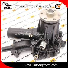 hitachi zx330 6hk1 isuzu diesel engine water pump assy high
