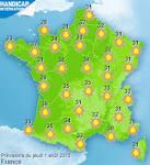 M��t��o : nouveau pic de chaleur ce jeudi- 1 ao��t 2013 - L