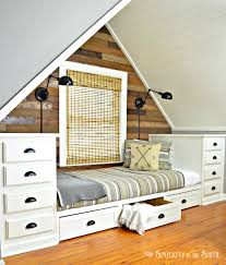 Built In Kitchen Cabinets How To Make A Built In Bed Using Kitchen Cabinets