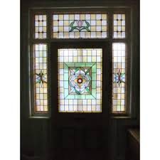 bevelled glass door victorian stained glass door google search stained glass