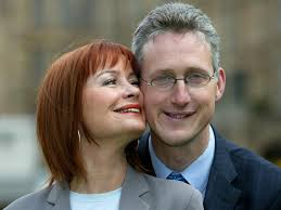 Who is Lembit Opik  Former Lib Dem MP who dated Cheeky Girl     The Sun His first high profile relationship was with ITV weathergirl Sian Lloyd but the pair split in