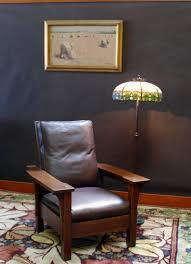 Stickley Floor Lamp Voorhees Craftsman Mission Oak Furniture Handel Arts U0026 Crafts