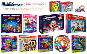 best deal on amazon black friday amazon black friday 40 off select magformers toys