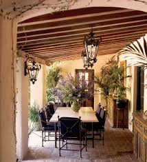 Dining Table Centerpiece Foyer Tables In Patio Farmhouse With Indoor Hanging Plants Next To