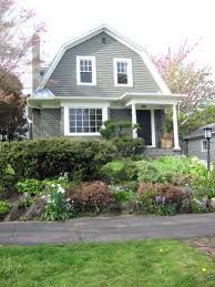 Gambrel Roof Exterior Gambrel Roof With Shed Gambrel Roof And House Plans With