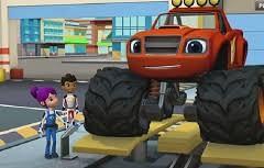 blaze monster machines games games kids