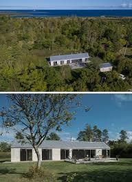 Modern Concrete Home Plans And Designs 19 Examples Of Modern Scandinavian House Designs Contemporist