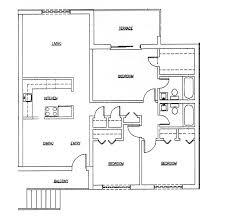 3 bedroom floor plans 3 bedroom floor plans monmouth county