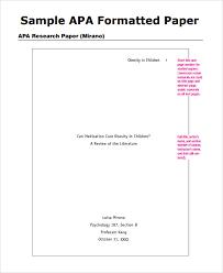 apa essay paper apa essay paper oglasi apa style format research     SlidePlayer