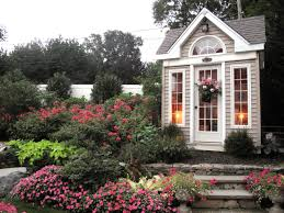 give your backyard an upgrade with these outdoor sheds hgtv u0027s