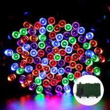 lighten up your party with battery operated outdoor party lights