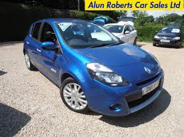 used renault clio blue for sale motors co uk