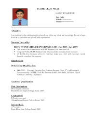 Aaaaeroincus Picturesque Simple Job Resume An Example Of A Job Application Resume Arv With Handsome Simple Job Resume Samples Simple Job Resume Samples     happytom co