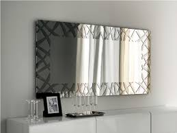 home decoration ingenious rectangular wall mirrors for christmas