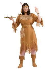 Indian Halloween Makeup Plus Size Native American Costumes