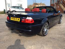 used 2006 bmw e46 m3 00 06 m3 smg for sale in west midlands