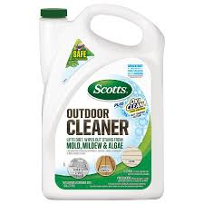How To Clean Outdoor Patio Furniture by Shop Scotts Outdoor Cleaner Plus Oxiclean Concentrate At Lowes Com