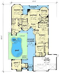 Home Interior Design Plans Best 25 Courtyard House Plans Ideas On Pinterest House Floor