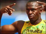 Jamaicano crava novo recorde e é o homem mais rápido da história