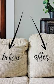 Where To Buy Patio Cushions by Lazy Upholstery Almost No Sewing Haha This Is So Me Sofa Re