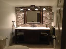 Comfortable Home Decor Bathroom Lighting Ideas House Living Room Design