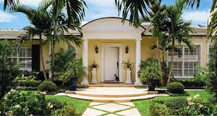 inside a palm beach bermuda style bungalow palm beach bungalow