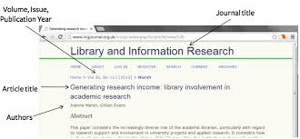 Cite it Right  ESLW   Office Support You can also use Google Scholar in the reverse to conduct your initial search for scholarly works on a topic and then access them through the University