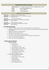 Resume Template Free Download For Microsoft Word   Free Cover
