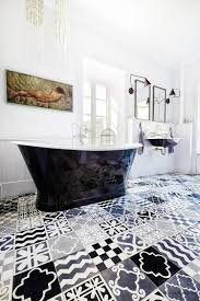 Tile Design For Bathroom 25 Creative Patchwork Tile Ideas Full Of Color And Pattern