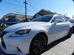 lexus sedan packages 2015 lexus is 250 f package f sport package awd navigation