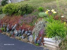 garden rockery ideas stone garden wall ideas photograph rock can easily bec