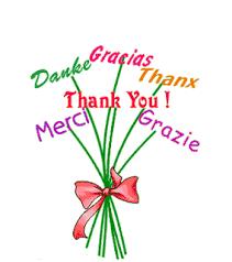 Agradecimiento a todas las personas que nos siguen