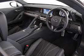 lexus hs interior interior lexus lc 500 au spec u00272017