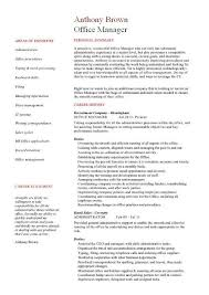 Construction Management Resume Examples by Office Manager Cover Letter Cover Letter It Project Manager Cover