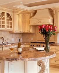 Marble Top Kitchen Islands by Kitchen Beautiful Beige Wood Glass Stainless Unique Design