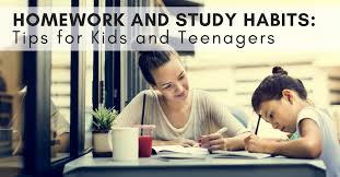 Tips For Helping Kids  amp  Teens With Homework and Study Habits Child Development Institute