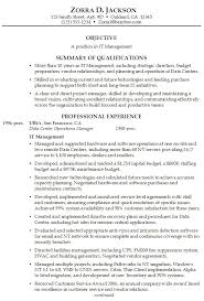 Cover Letter  Professional Summary Examples for Resume         Cover Letter  Professional Resume Summary For It Management Objective With Summary Of Qualifications In Strategic