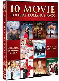 movies for thanksgiving amazon com holiday romance collection movie 10 pack various