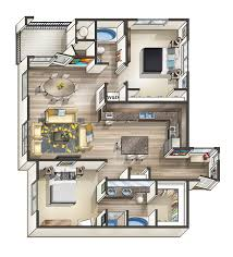 Cool Small House Plans Best Apartment Layouts Amazing Interior Splendid Design Ideas For