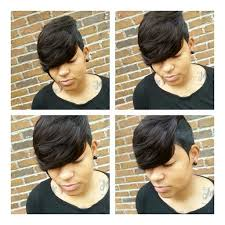 short hair quick weave hairstyles hair style and color for woman