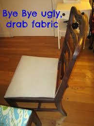diy reupholster chair gypsy soul