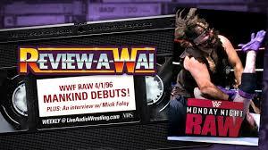 Halloween Havoc 1995 Osw by Mankind U0027s Wwe Debut Wm12 Post Show Review A Wai Youtube