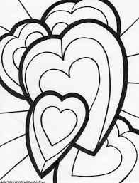 valentine love coloring pages free coloring pages for kids