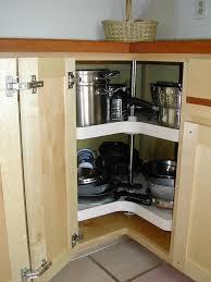kitchen corner cabinet organization ideas rv uotsh