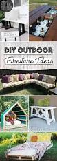 West Elm Outdoor by 25 Breathtaking Diy Outdoor Furniture Ideas